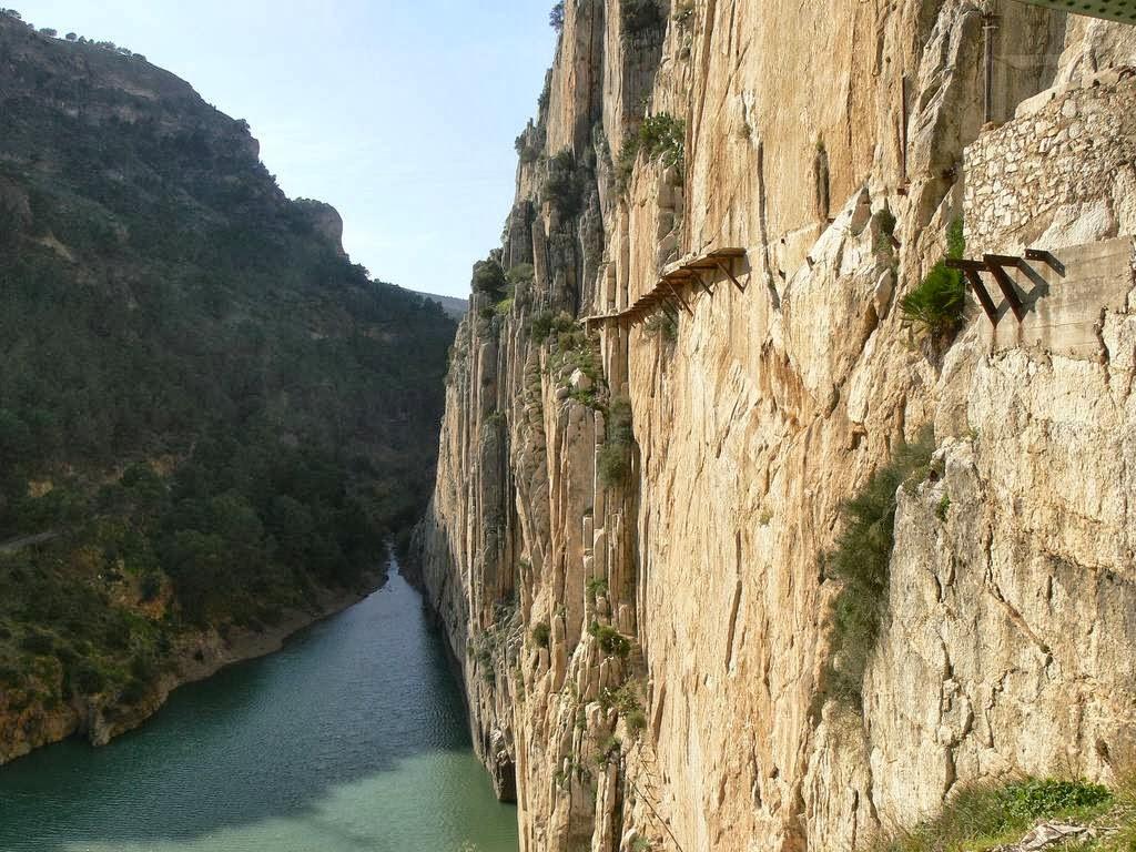 Caminito del Rey: Το πιο επικίνδυνο μονοπάτι του κόσμου
