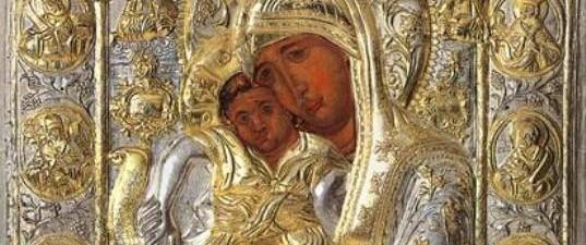 Η εικόνα της Παναγίας Άξιον Εστί