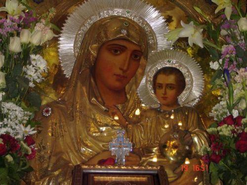 Η εικόνα της Παναγίας της Ιεροσολυμίτισσας