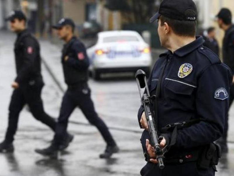 αστυνομία τουρκία