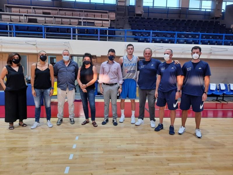 εθνικη μπασκετ νεων ανδρων λιντο