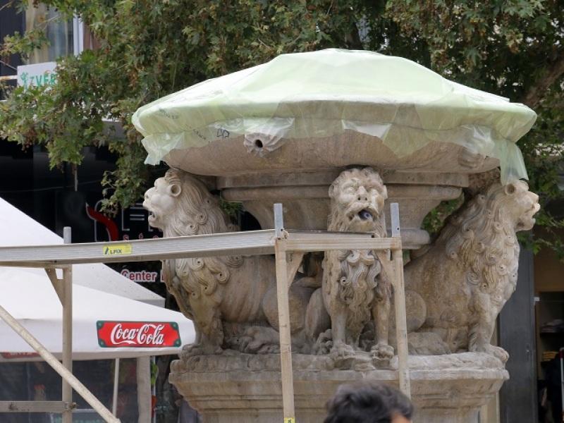λιοντάρια εργασίες