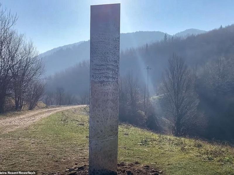μονόλιθος στην Ρουμανία