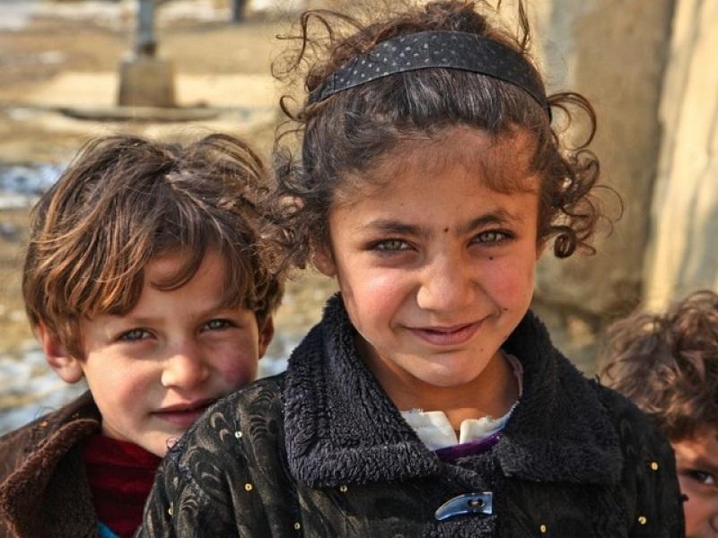 Παιδιά από το Αφγανιστάν