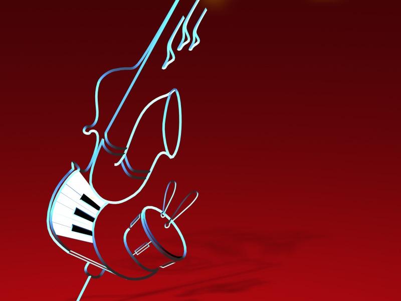 αφισα για τζαζ πολυκεντρο