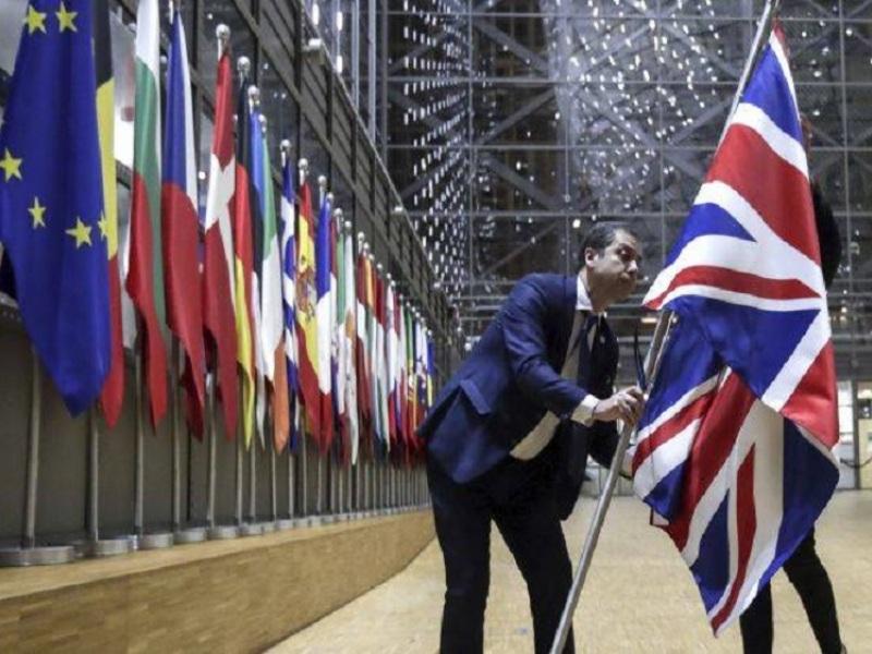 Ηνωμένο Βασίλειο - Βρυξέλλες