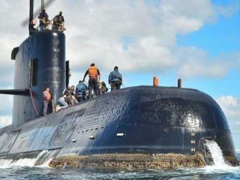 Αργεντινη υποβρύχιο