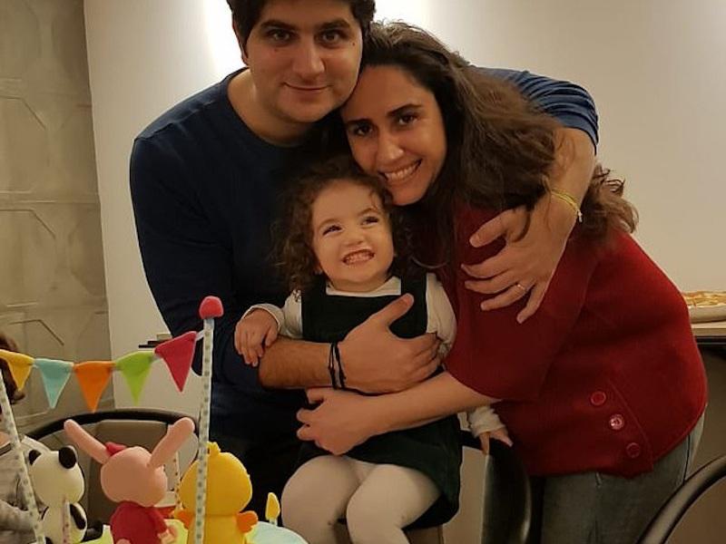 Η Αλεξάνδρα έχασε τη ζωη της ποα την έκρηξη στη Βηρυτό