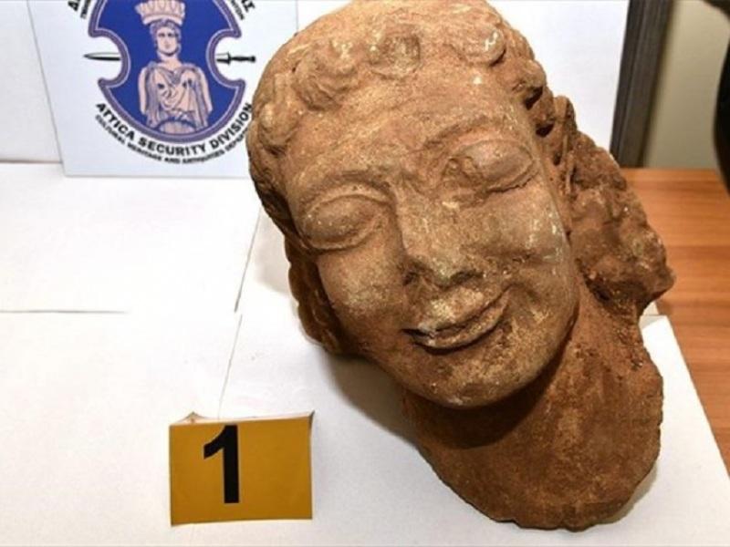Συνελήφθη για αρχαιοκαπηλεία