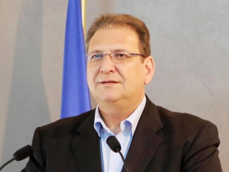 Βίκτωρ Παπαδοπουλος - κυβερνητικός εκπρόσωπος Κύπρου