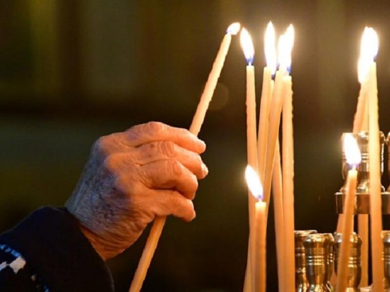 κερί εκκλησία
