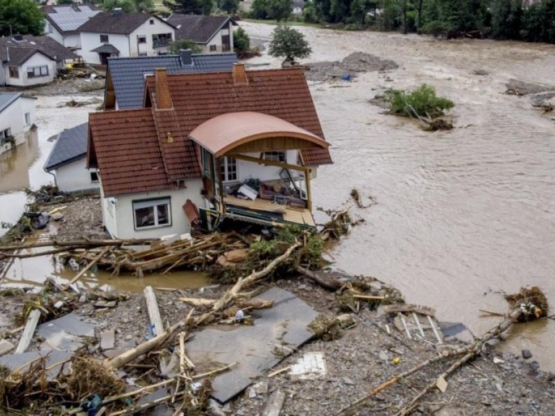 Γερμανία - πλημμύρες