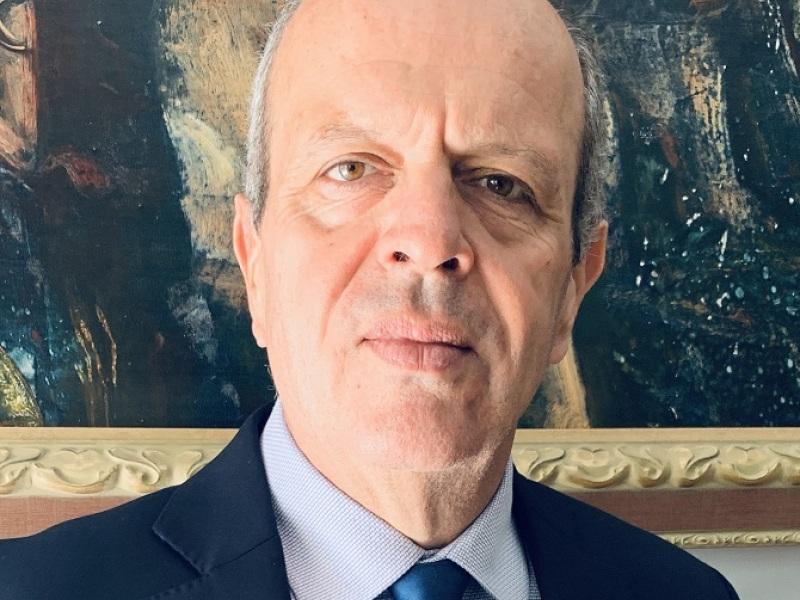 Ο πρόεδρος του ΣΕΚ Αλκιβιάδης Καλαμπόκης