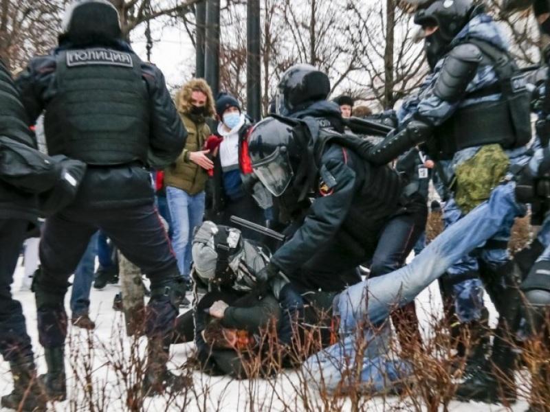 ρωσια - διαδηλωση