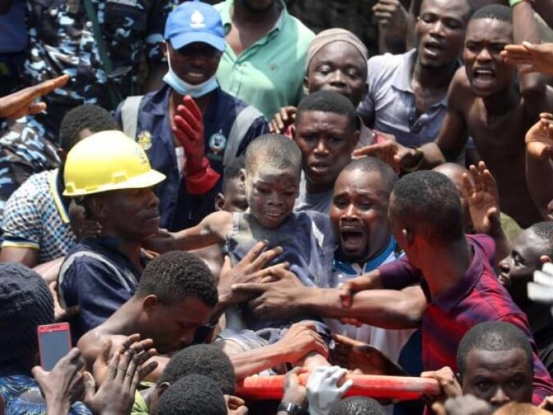 Νιγηρία παιδιά