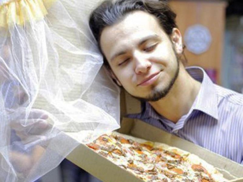 πιτσα γαμος