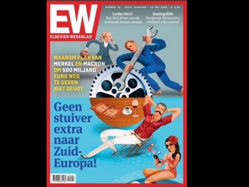 ολλανδικό περιοδικό Elsevier Weekblad