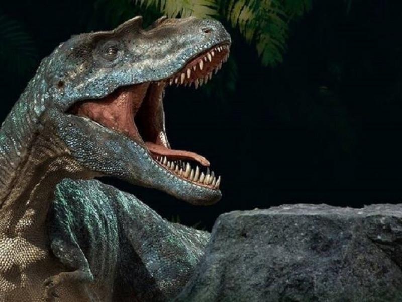 τυρρανόσαυρος