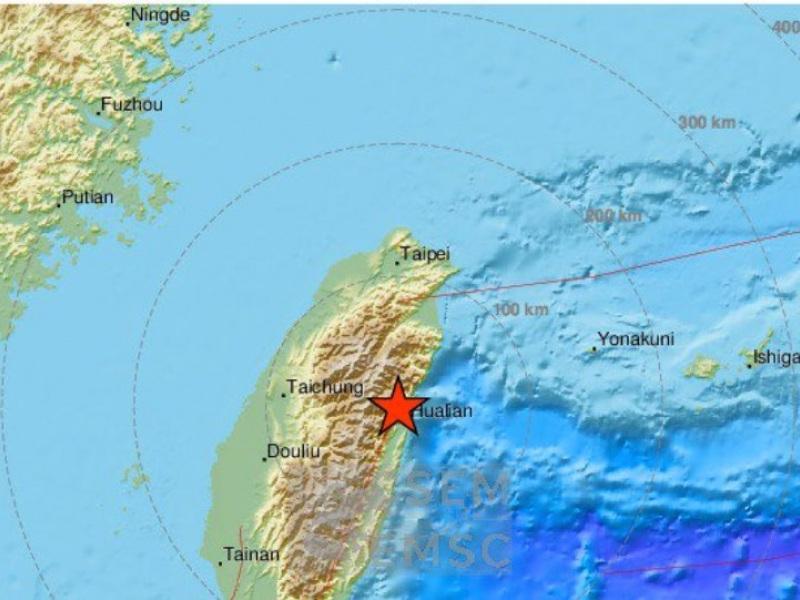 ταϊβάν_σεισμός