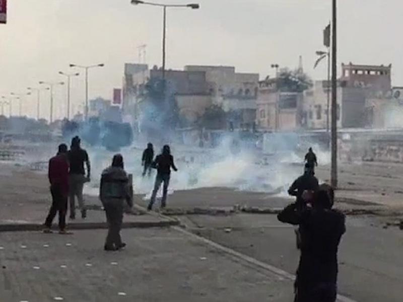 διαδηλωσεις μπαχρέιν