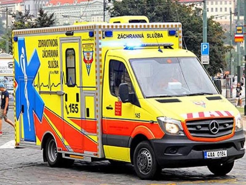 Τσεχία ασθενόφόρο