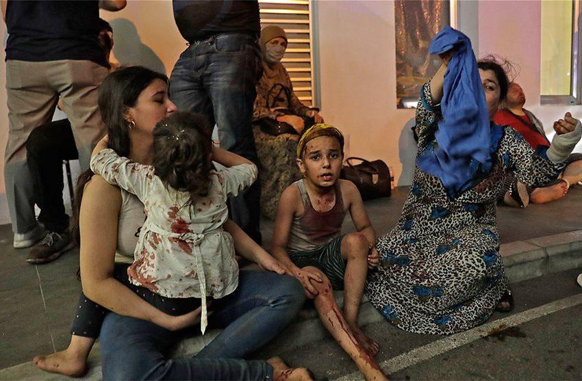 εικόνες που σοκάρουν- Βηρυτός