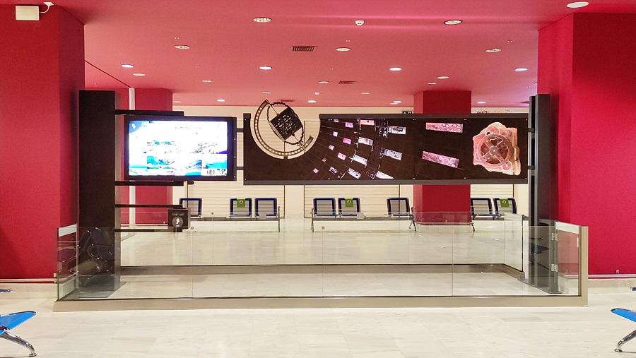 Το νέο πληροφοριακό σύστημα στο αεροδρόμιο Χανίων