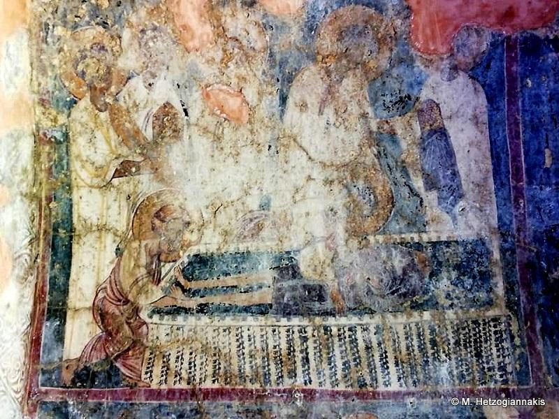 Οι τοιχογραφίες του Φωκά