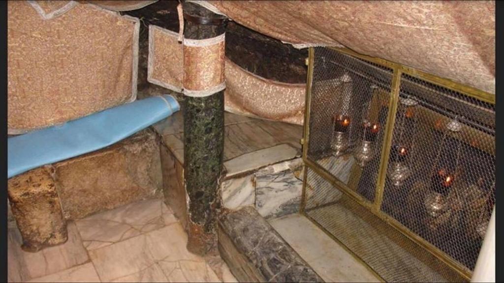 σπηλαιο της Βηθλεέμ