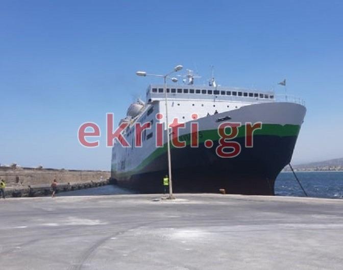 Το Olympus μεταφέρει 117 επιβάτες