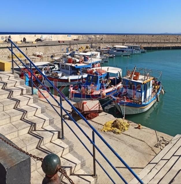 Αλιείς Ηρακλείου: Είδαν το τζίρο τους να πέφτει