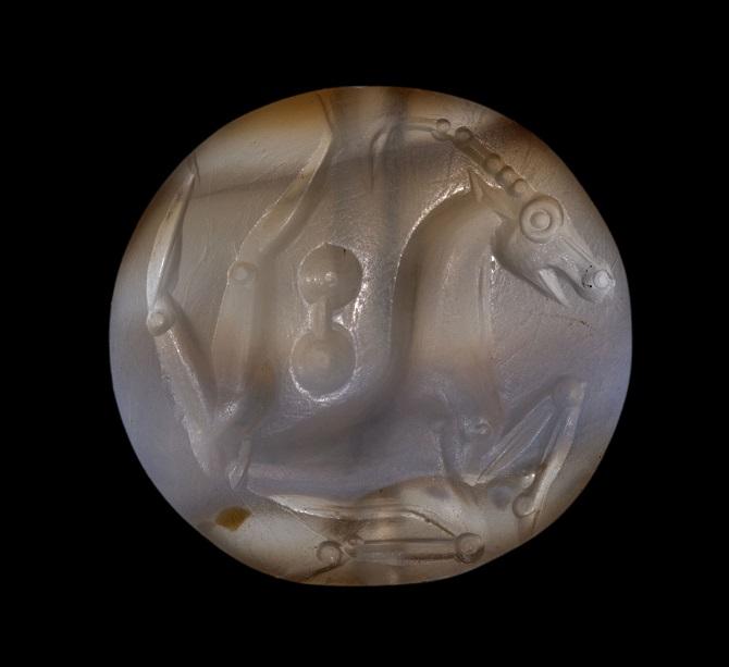 Έκθεμα του Αρχαιολογικού Μουσείου Χανίων