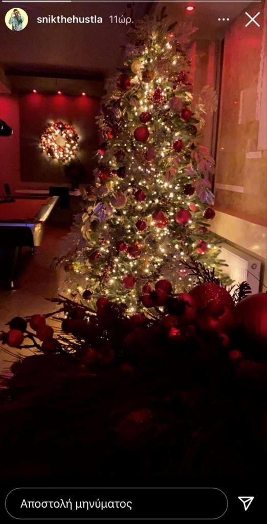Το δέντρο του Snik και της Ηλιάνας