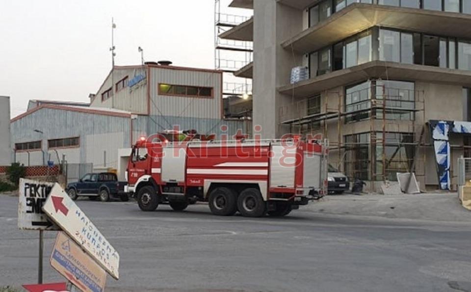 Η επέμβαση των πυροσβεστών ήταν άμεση.