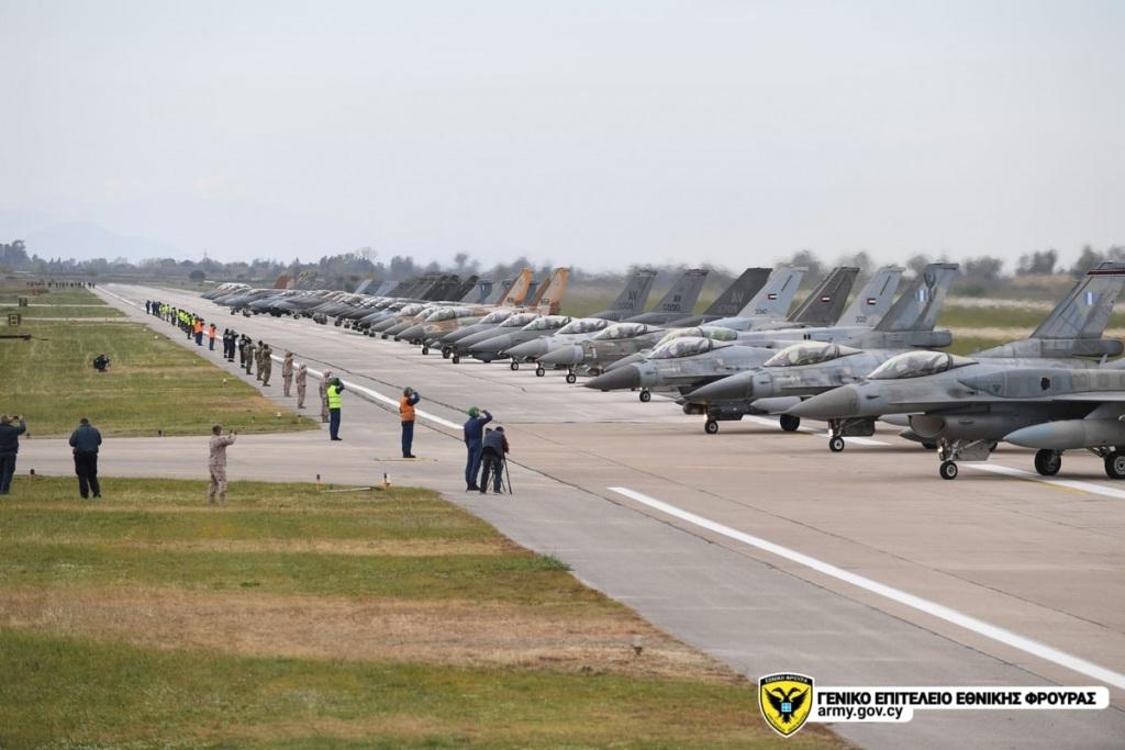 Η άσκηση «ΗΝΙΟΧΟΣ 2021», διοργανώνεται από το Γενικό Επιτελείο Αεροπορίας της Ελλάδας και διεξάγεται σε όλο το FIR Αθηνών.