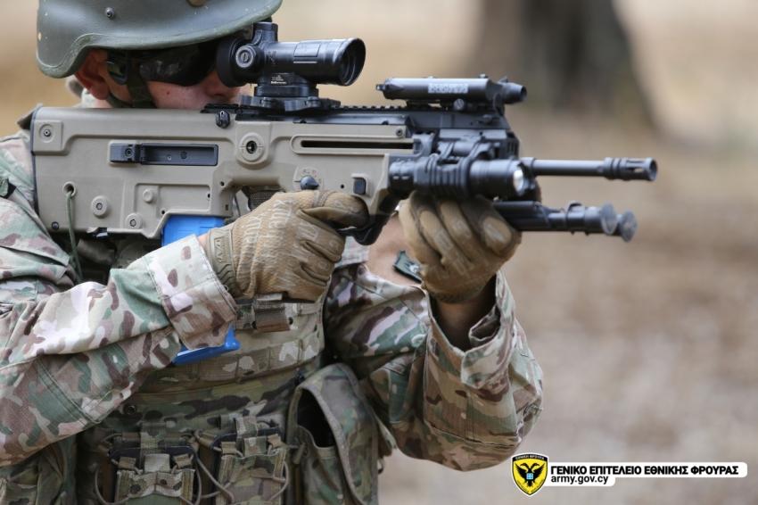 Η συγκεκριμένη δράση, εντάσσεται στο πλαίσιο της Στρατιωτικής Συνεργασίας ΚΔ και ΗΒ, η οποία προβλέπει αριθμό εκπαιδευτικών δραστηριοτήτων την περίοδο από 16 Οκτωβρίου έως 02 Νοεμβρίου.