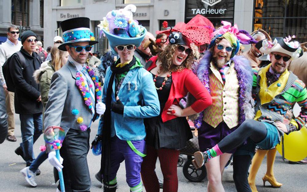 Νέα Υόρκη- πασχαλινή παρέλαση