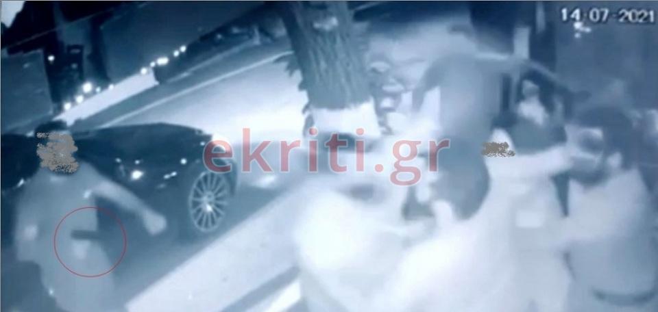 Πυροβολισμοί έξω από ταβέρνα στις Γούβες