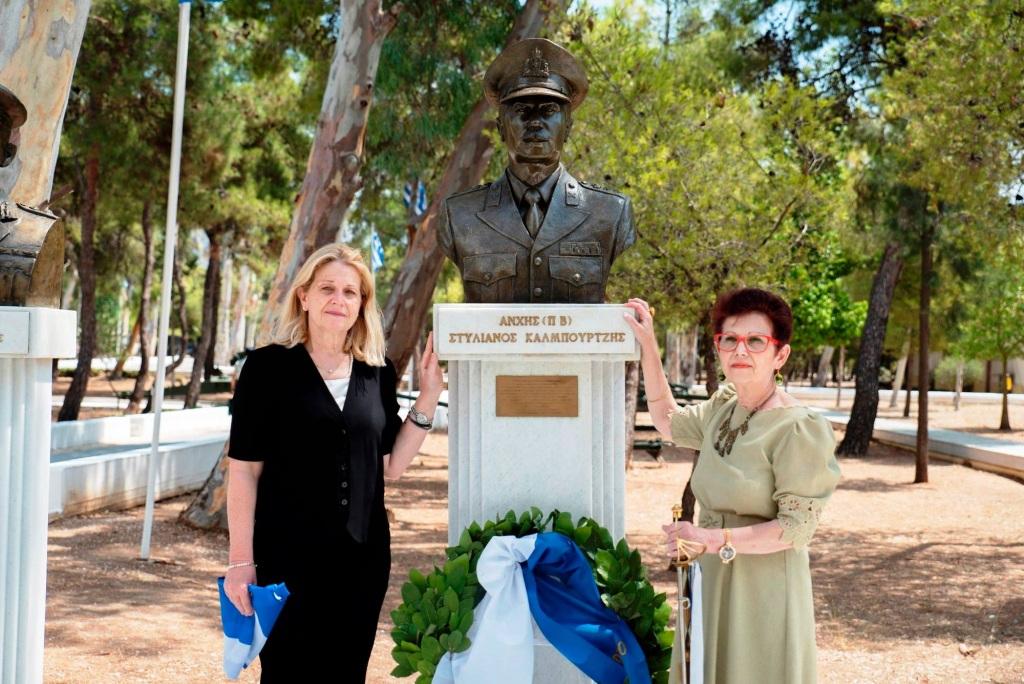 Ο Στυλιανός Καλπουρτζής επέστρεψε και ετάφη στην Ελλάδα, 47 χρόνια μετά τη θυσία του στην Κύπρο.