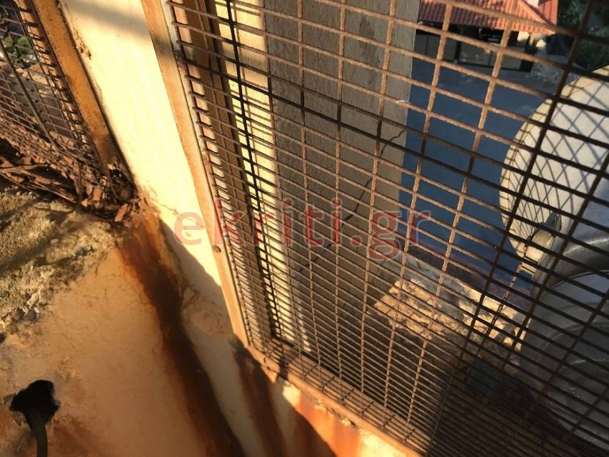 Αρχοντικό - Ι.Ν. Αγ. Ανδρέα: Φθορές μετά τους σεισμούς