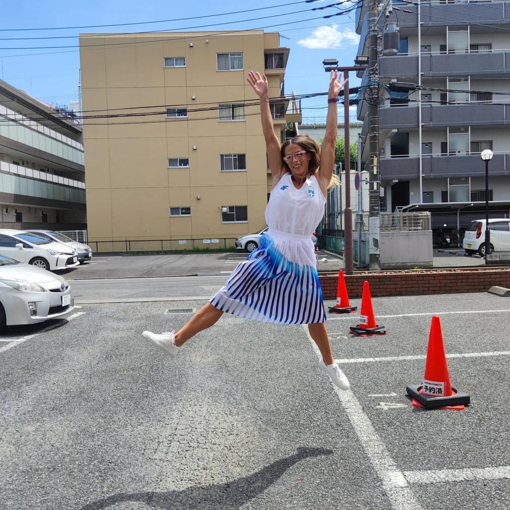 Ειρήνη Βασιλείου Τόκιο