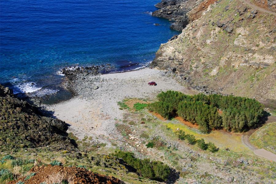 Η παραλία του Ρίχτη