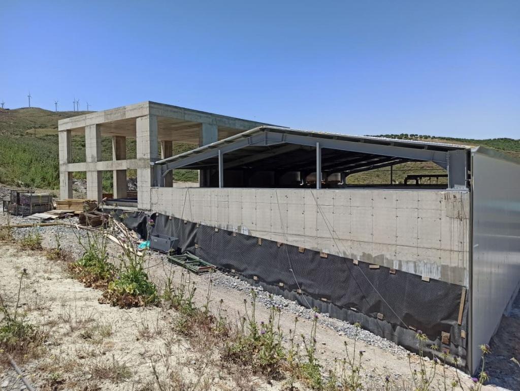 Εργοστάσιο επεξεργασίας απορριμμάτων - Δήμος Αρχανών Αστερουσίων