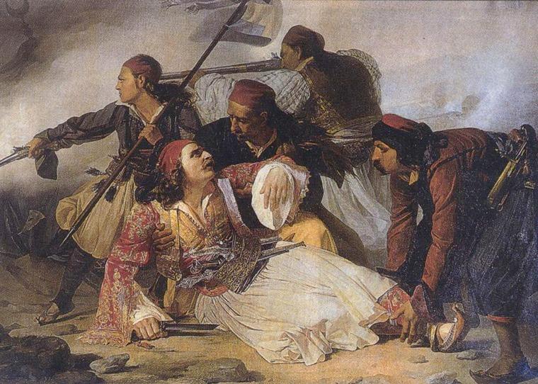 Με ορμή και τεράστια δύναμη ψυχής, οι Έλληνες έδωσαν έναν άνισο αγώνα