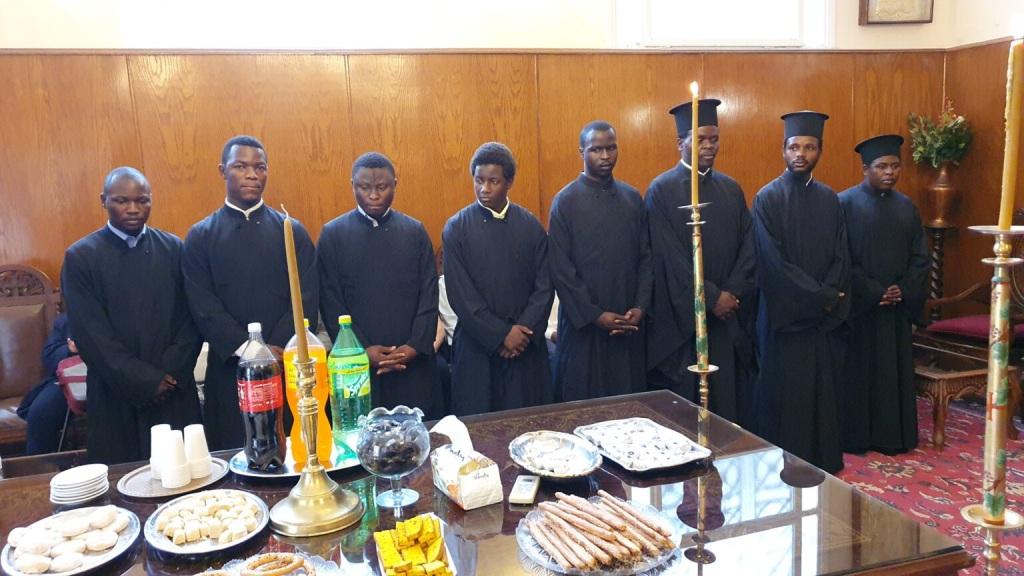 Πατριαρχείο Αλεξανδρείας - τελετή αποφοίτησης των σπουδαστών της Σχολής του Αγίου Αθανασίου.