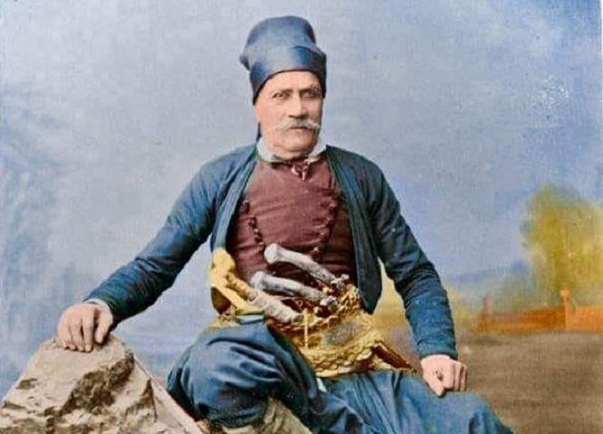 Ο Καπετάν Μιχάλης- Κόρακας