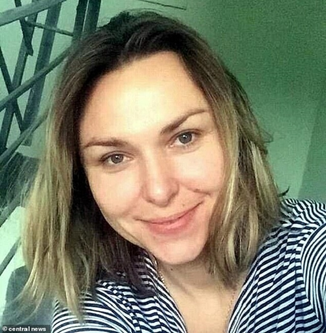Η 40χρονη Όλγα Φρίμαν