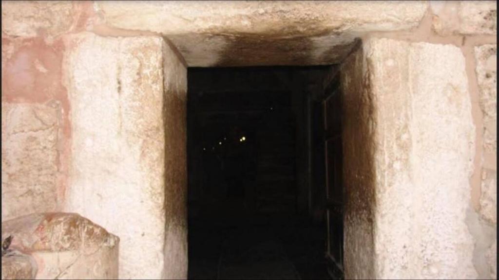 το σπήλαιο της Βηθλεεμ