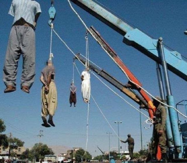 το Ιράν είναι μία από τις 6 χώρες του κόσμου που εκτελούν δια απαγχωνισμού τους δράστες βιασμού…