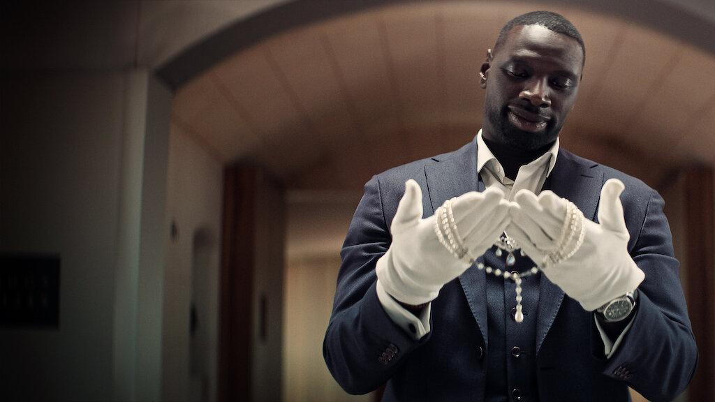 Netflix - Lupin: Ο Assane στο Λούβρο
